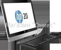 "Моноблок HP Pavilion 20 (19.45"" HD WLED non touch 20-2100nr E1-2500, 4Gb, 500Gb, AMD HD8420, DVD RW, Win 8.1)"